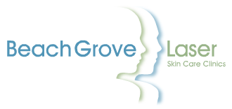 Beach Grove Laser Logo